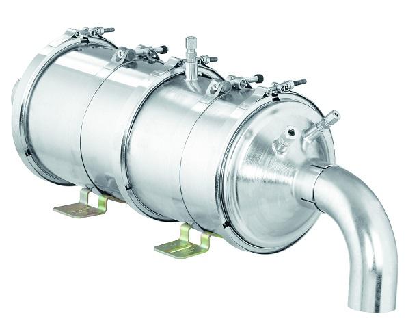 Dieselpartikelfilter-Puritec