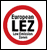 low emission zone logo urbanaccessregulations.eu