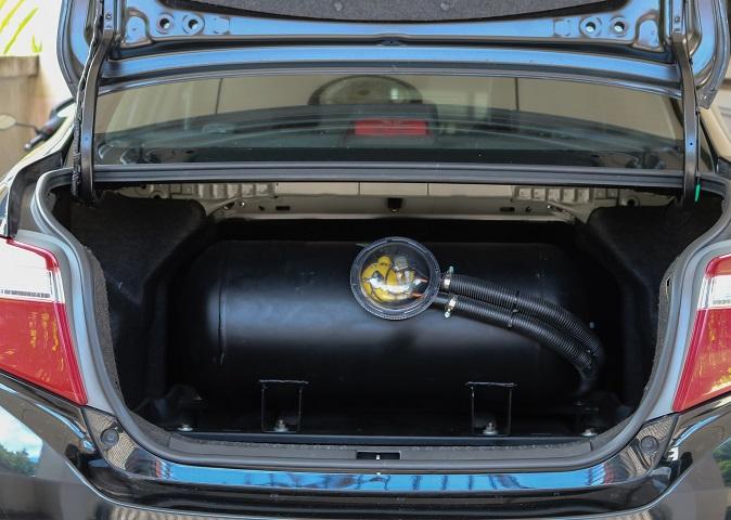 Autogasverschluß für LPG