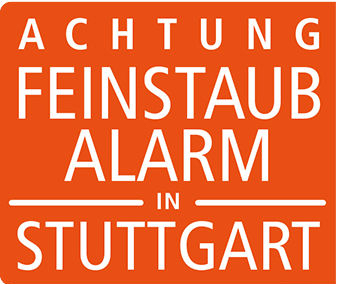 Stuttgart feinstaub alarm smog alert