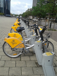 city cycle hire