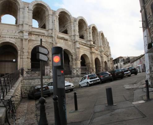 satiksmes ierobežojumu acccess regulēšanas bollards