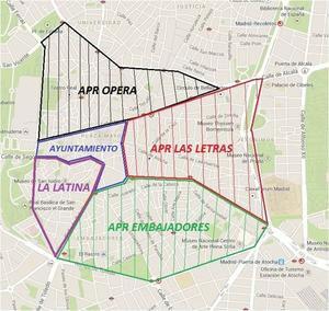 Мадрид ограничење приступа пропис карту сва подручја