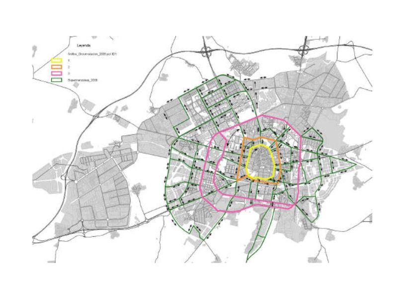 map victoria Gasteiz
