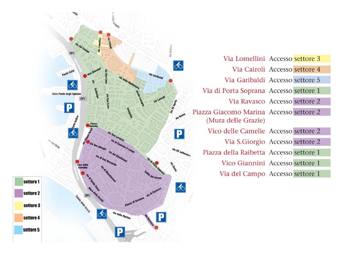 Генова картата
