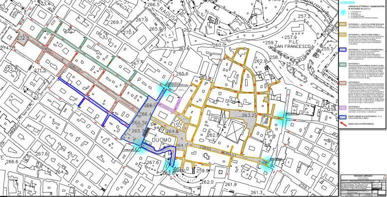 Map Teramo