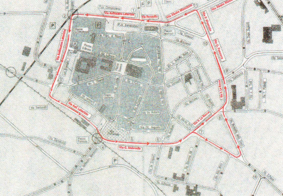 Mappa Nola