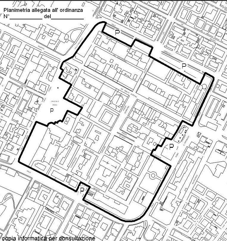 Цастел Бологнесе Карта