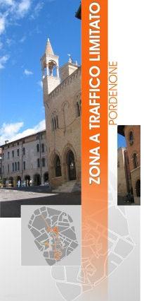 Italien Pordenone adgang regulering kort