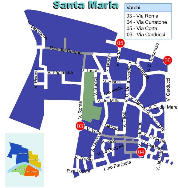 Zona B Santa Maria