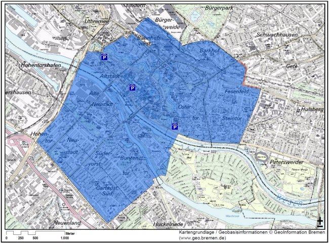 Bremen Lez hartë